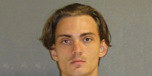 Tristan Scott Wix was arrested Friday.