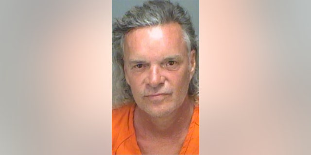 Ty Kelley, 55, was arrested by Pinellas Park Police Wednesday on a petit theft charge after police say he stole a $6.98 bottle of wine.