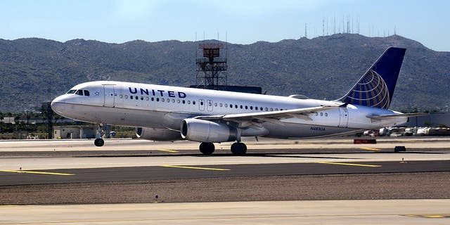 United Airlines has confirmed it is working closely with local authorities to investigate.