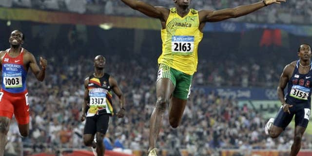 Westlake Legal Group UsainBolt2008AP This Day in History: Aug. 16 fox-news/us/this-day-in-history fox news fnc/us fnc bf7fb4a1-48f2-53d1-a9f6-a0f7157bde4a article