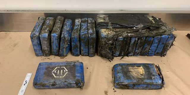 Around $2 million worth of cocaine was found on a beach in northern New Zealand this week.