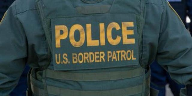 Border Patrol agents say they arrested 10 illegal immigrants on Monday.