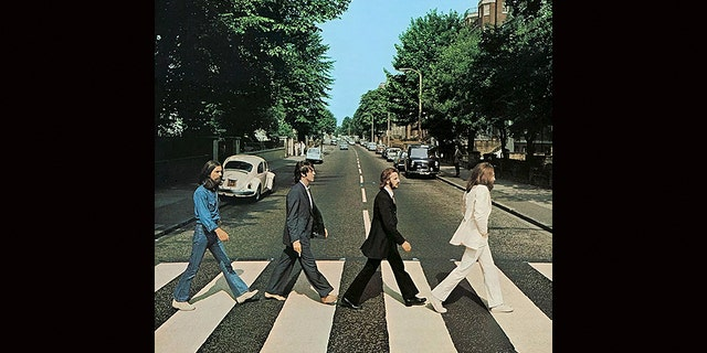 "The Beatles' ""Abbey Road"" cover was shot 50 years ago."