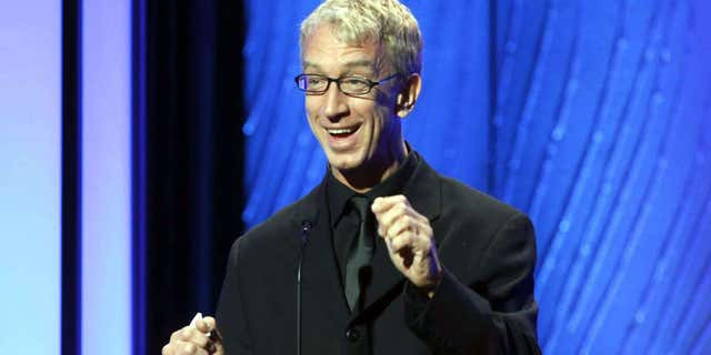 Andy Dick reportedly has a warrant out for his arrest over an alleged groping incident.