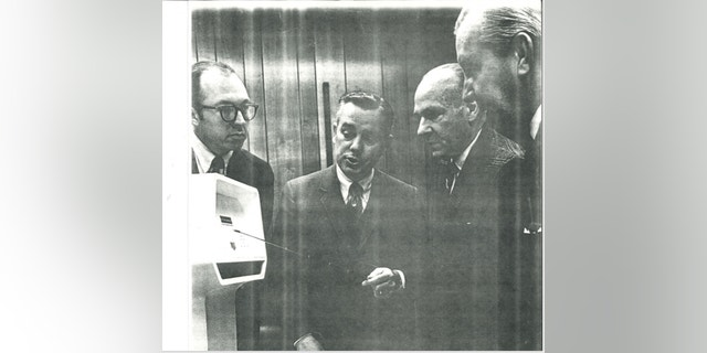 The first ATM was unveiled in the United States in Nassau County, Long Island in 1969