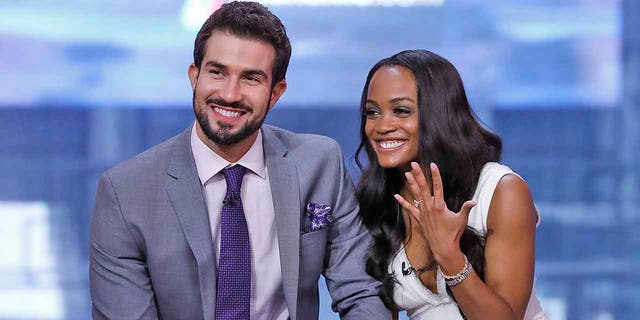 'Bachelorette' star Rachel Lindsay marries Bryan Abasolo