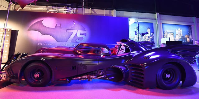The movie car is over eight feet longer than Mantell's Opel.