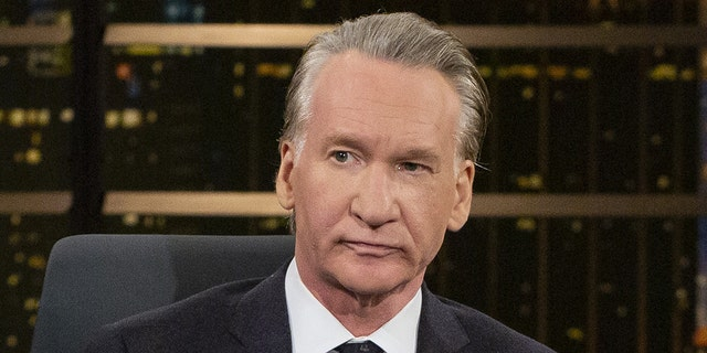 "Bill Maher, host of ""Real Time"" on HBO."
