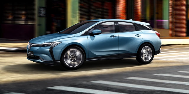 The Menlo is reportedly based on the Buick Velite 6.