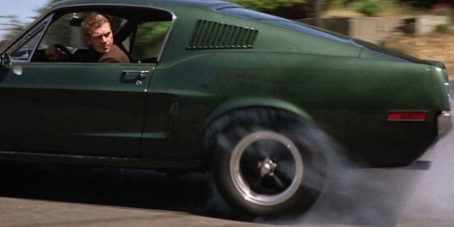 Westlake Legal Group bul4 Steve McQueen's 'Bullitt' Ford Mustang to be auctioned, likely for millions Gary Gastelu fox-news/auto/make/ford fox-news/auto/attributes/collector-cars fox news fnc/auto fnc f0f7d5b6-3524-502a-a9c8-07d59f4c8122 article