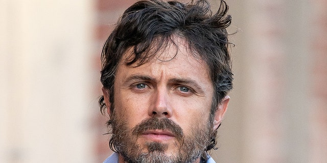 """Casey Affleck is seen at """"Jimmy Kimmel Live"""" on July 23, 2019 in Los Angeles. Affleck spoke out about the sexual harassment claims against him, saying he believes they are """"antithetical"""" to who he is."""