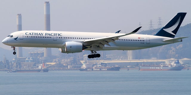 """Cathay Pacific Airways has recently revealed that in-flight CCTV cameras located onboard their aircraft and around their airport lounges are monitoring passengers for """"security purposes."""""""
