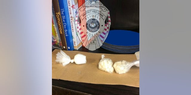 Westlake Legal Group coke Louisiana boy, 5, brings cocaine to school, police say; 2 adults arrested Louis Casiano fox-news/us/us-regions/southeast/louisiana fox-news/us/crime/drugs fox news fnc/us fnc ceda0993-a615-5f99-93a8-09bbde3c5f61 article