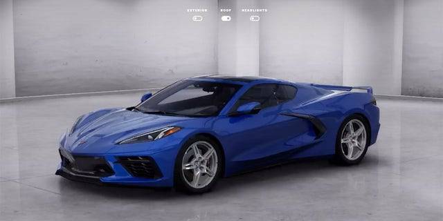 The 2020 Chevrolet Corvette Stingray can stop traffic ...