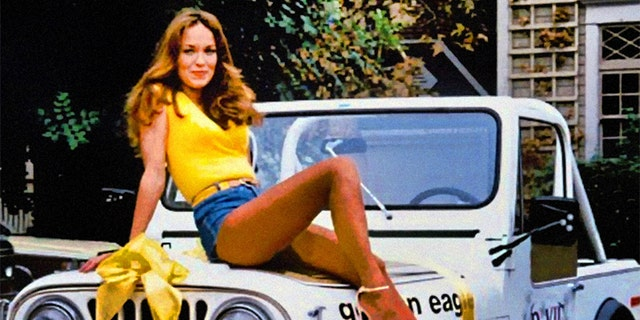 "Catherine Bach said she was the one who came up with the idea of rocking ""daisy dukes."" — Courtesy of Catherine Bach"
