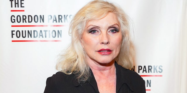 Debbie Harry attends The Gordon Parks Foundation 2019 Annual Awards Dinner And Auction at Cipriani 42nd Street on June 04, 2019, in New York City.
