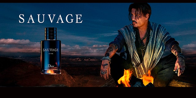 Westlake Legal Group dior-sauvage-ad Johnny Depp Dior ad pulled amid 'cultural appropriation' outcry fox-news/tech/companies/twitter fox-news/tech/companies/instagram fox-news/entertainment/celebrity-news fox news fnc/entertainment fnc Caleb Parke article a5ea2f81-1261-53d5-9192-946be54e4d52