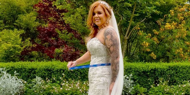 Westlake Legal Group emma-roberts-1-Caters Bride claims she lost 30 pounds before wedding without exercise The Sun Gemma Mullin fox-news/lifestyle/weddings fox-news/lifestyle fox-news/fitness-and-wellbeing fnc/lifestyle fnc article a91e15fa-30f3-517e-bdf0-18464993d218