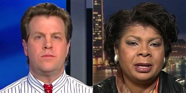 Washington Post media critic Erik Wemple ripped CNN's April Ryan in his latest column.