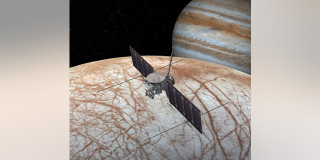 Westlake Legal Group europa_full-nasa NASA to explore Jupiter's moon Europa, which may hold life fox-news/science/jupiter fox-news/science/air-and-space/spaceflight fox-news/science/air-and-space/planets fox-news/science/air-and-space/nasa fox news fnc/science fnc Chris Ciaccia b34ac606-f10c-5a65-981f-5add0b4f01e0 article