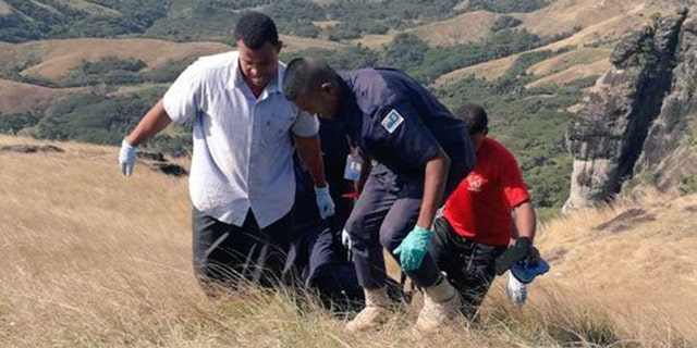 Fiji police suspect the five family members who were found dead this week died of poisoning.