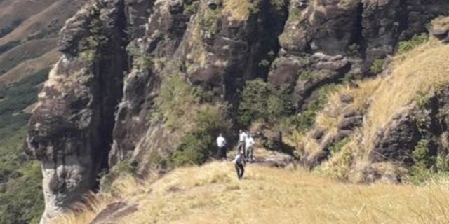 Fiji police reported finding the bodies of five family members on the side of a cliff in the country's Nausori Highlands.