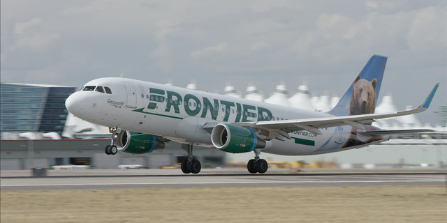 Westlake Legal Group frontier-a320 Frontier Airlines giving away free flights to travelers with very specific last names Michael Bartiromo fox-news/travel/general/airlines fox news fnc/travel fnc article 87c40d64-0c21-51e6-84d4-fc7278b70d33