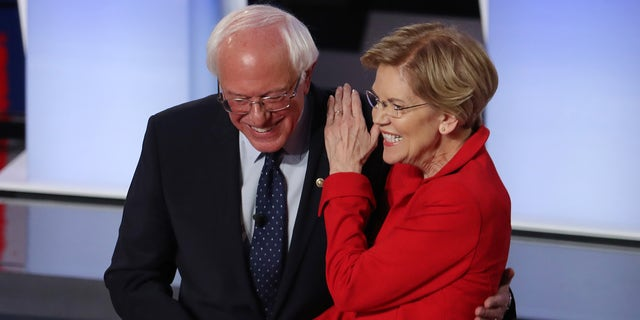 Rove: Warren, Biden Numbers Set up 'Interesting Dichotomy'