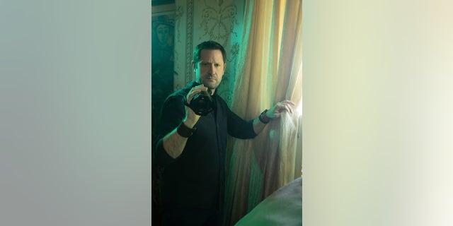"Grant Wilson is a paranormal investigator for A&E's ""Ghost Hunters."" — A&E"