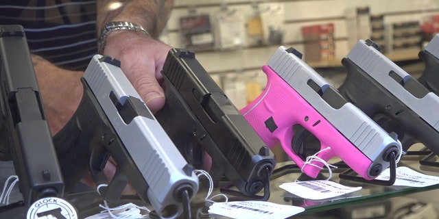 Westlake Legal Group guns-for-sale Push for 'red flag' laws, background checks gains steam in wake of mass shootings fox-news/us/personal-freedoms/second-amendment fox news fnc/politics fnc Benjamin Brown article 5388a009-3c54-5ad8-94f2-7bd1fc2665a8