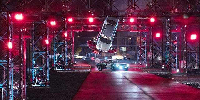 Rally Car Racing >> Netflix's 'Hyperdrive' is the craziest car show on TV ...