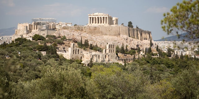Coronavirus PCR tests or vaccine certificates will be required for entry into Greece, according to travel guidelines that were put in place on April 19, 2021. (iStock)
