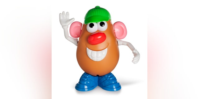 Ferne Rawson, 18, says her smile appeared much larger and fake – likening herself to the plastic smile of Mr. Potato Head.