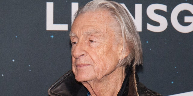 "Joel Schumacher attends ""Nightcap"" Premiere Party at Crosby Street Hotel on Nov. 15, 2016 in New York City. Schumacher claims to have had between 10,000 and 20,000 sexual partners throughout his life."