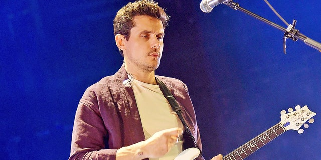 """John Mayer performs at Madison Square Garden on July 25, 2019 in New York City. The """"Daughters"""" singer had to get a restraining order against an obsessed, anti-Semitic fan."""