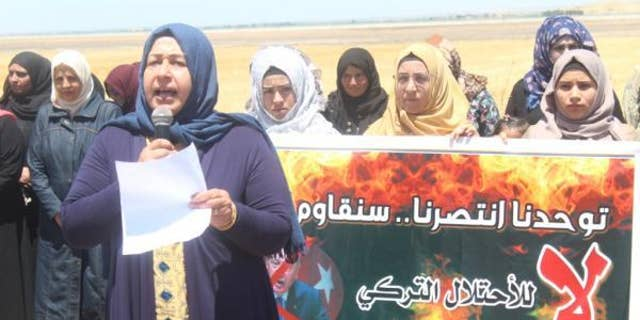 The Kongra Star positions itself as a feminist movement in the Middle East