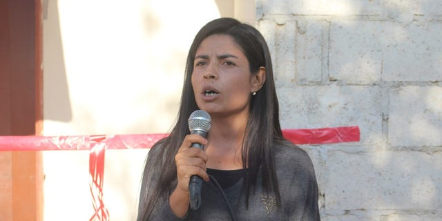 Zehra Berkele, co-chair of the Kongra Star for the Euphrates Region.