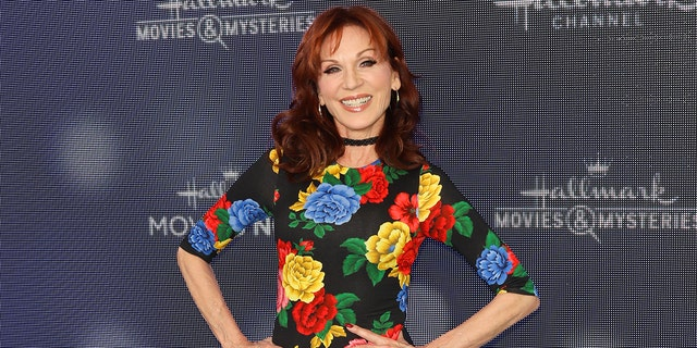 Marilu Henner attends the Hallmark Channel and Hallmark Movies & Mysteries summer 2019 TCA press tour event on July 26 in Beverly Hills.