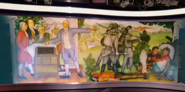 Westlake Legal Group mural David Webb on school decision to cover George Washington mural: 'Something more dangerous is going on here' fox-news/opinion fox-news/media/fox-news-flash fox-news/fox-nation Fox News Staff fox news fnc/media fnc c893e32a-470f-5f51-9ed8-92d98ec17df6 article