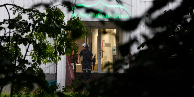 Westlake Legal Group norway1 Norway mosque shooting probed as 'act of terrorism,' woman found dead at home of suspect, police say Travis Fedschun fox-news/world/world-regions/europe fox-news/world/terrorism fox-news/world/religion fox news fnc/world fnc article 8e3d5f5a-194f-5191-9d44-6b6938e94cc2