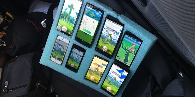 Westlake Legal Group pokemon-go Washington state trooper finds driver playing 'Pokemon Go' on 8 phones Travis Fedschun fox-news/us/us-regions/west/washington fox-news/us/crime/police-and-law-enforcement fox-news/odd-news fox news fnc/us fnc article 1dfe8d80-bfee-527d-804d-166c32546de7
