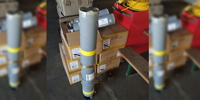 Westlake Legal Group rocket-launch-tube-Maryland-State-Fire-Marshal Rocket launcher discovered at BWI Airport; second found this week