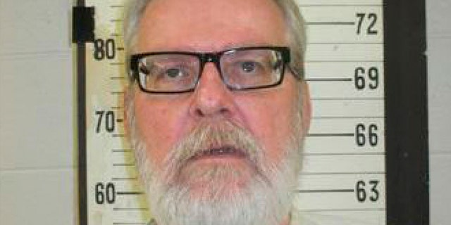 This booking photo released by the Tennessee Department of Correction shows Stephen West.