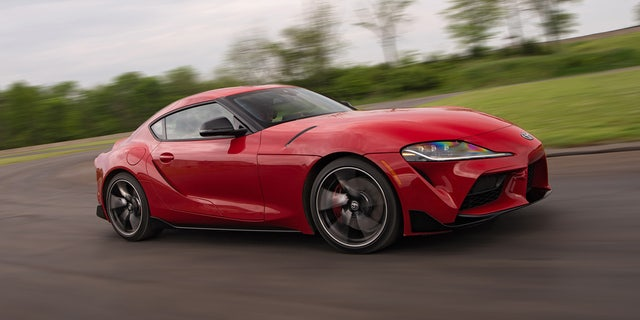 The 2020 Supra is a collaboration with BMW