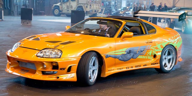 Walker's Supra is one of the most iconic movie cars of the 21st century.