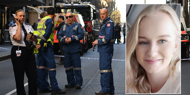 Michaela Dunn, whose body was found in a Sydney apartment on Tuesday after the stabbing rampage.