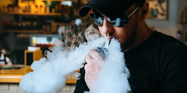 The news comes after a patient who developed serious lung disease after vaping died in Illinois, marking what officials said at the time was the first vaping-related death in the U.S.
