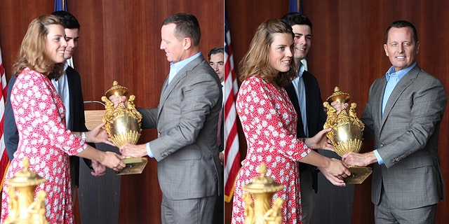 Westlake Legal Group vase-1-US-Embassy Vases stolen by Nazis returned to rightful owners in Berlin with FBI, US embassy help fox-news/world/world-regions/germany fox-news/world/world-regions/europe fox-news/topic/world-war-two fox-news/tech/topics/fbi fox news fnc/world fnc cf0f330b-c31d-5f99-b9e2-47dddb6ac39f Benjamin Weinthal article