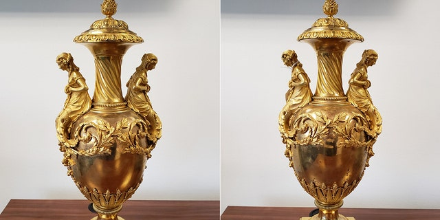 Westlake Legal Group vase-fb1 Vases stolen by Nazis returned to rightful owners in Berlin with FBI, US embassy help fox-news/world/world-regions/germany fox-news/world/world-regions/europe fox-news/topic/world-war-two fox-news/tech/topics/fbi fox news fnc/world fnc cf0f330b-c31d-5f99-b9e2-47dddb6ac39f Benjamin Weinthal article