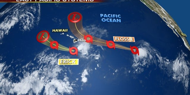 Westlake Legal Group weather02_080219 Heavy rain and flooding threat for parts of the plains, Florida and the southwest; Erick and Flossie bring wet weather to Hawaii Janice Dean fox-news/columns/the-weather-front fox news fnc/transcript fnc f66ee254-10a0-51b2-8cf4-d8ea09d3fd73 Brandon Noriega article